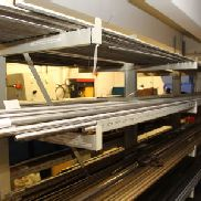 Cantilever Rack without Content