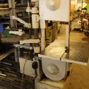 WHITWORTH Vertical Band Saw