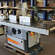 CASOLIN F 90 KTL Spindle Moulder with Lateral Tenon Slide