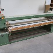 JOHANNSEN T 85 ST Long-Belt Sanding Machine