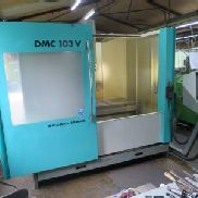 DMG DMC 103V CNC machining center