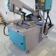 BERG & SCHMID GBS 305 HA-I Easy Double miter metal band saw