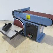 UWM 100 Kombi belt and disc grinding machine
