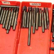 Lot of Mills, Spiral Drills