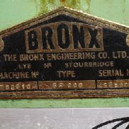 BRONX BR 000 Straightening machine