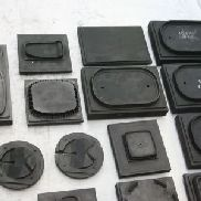 Lot of Graphite Plates