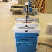 OMGA MEC 300 ST Pendulum Saw with Suction Bench