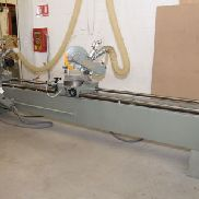 EMMEGI NORMA 350 TU/4 Double Head Mitre Saw