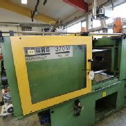 ARBURG ALLROUNDER 370 N 800-225 Injection Molding Machine