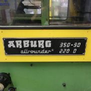 ARBURG ALLROUNDER 220 90-350 D Injection Molding Machine