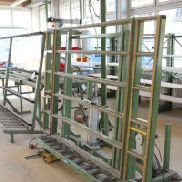 HAFFNER Window Casement Assembly Stand