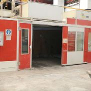 LAGOS Paint Booth