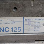 GARANT NC 125 Precision Machine Vice