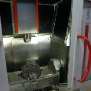 HERMLE C 600 U 5-Axis Universal Machining Centre