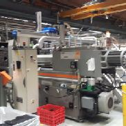 SANDRETTO SAN 7/350 Injection Moulding Machine