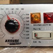 Thermoregulator Arburg