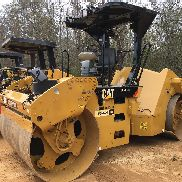 2011 CAT CB54XW
