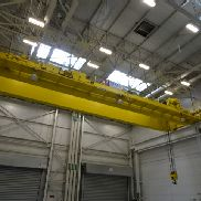 Zenar 50-Ton Top Running Overhead Bridge Crane