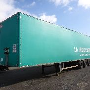 General Trailer Auflieger TC60578