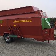 STRAUTMANN MULTIMIX 900 FEED WAGON