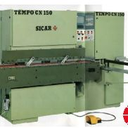 WORKING CENTER FOR DOOR AND WINDOW FRAMES; SICAR; TEMPO CN-150 - Norme CE