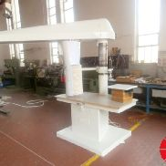 ROLL POLISHING MACHINE FOR POLYESTER AND WOOD; TONI E FERRANTI - ITALY; VERTICAL