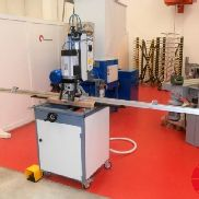 DRILLING AND INSERTING MACHINE; QUADRIO (ITALY); RQ6 - Norme CE
