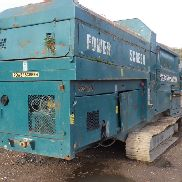 Powerscreen 511 Tracked Trommel