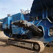 Pegson XR400 Track Jaw Crusher