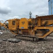 Parker 960 Jaw Crusher