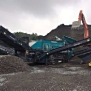 Powerscreen Horizon 6203 Tracked Screen