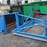 2m wide Steinert Eddy Current Separator