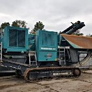 Powerscreen Premiertrack 400 Tracked Jaw Crusher