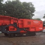 Terex Finlay J-960 Tracked Jaw Crusher