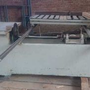 SQUARING TABLE FOR 2 SAWS