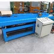 32mm Corelco EC25LLV corrugator, 115 mould blocks with vacuum facility ( max 25mm dia vacuum or 30mm dia Pressure) DC Drive motor 1995