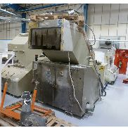 915mm x 450mm Cumberland model 18x36 granulator. 5 blade rotor, 2 dead blades with conveyor and blower.
