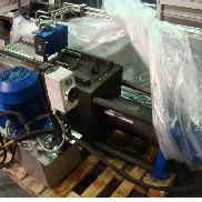 180mm Kreyenborg discontinuous screen changer model D SWE 180 With Hydraulic power pack. 2009