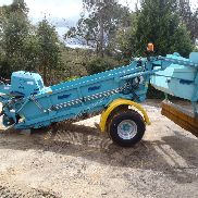 Soil Sand Cleaner Beach Tech STR2000