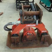 Vermietung Ae Jaws Indeco Rammer Pneuvibe Rollers & Walzen - Verdichtungs Plates Wheels for Hire