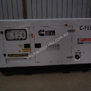 New Stamford Standby Generators for sale - Cummins Stamford Generator 110 kva