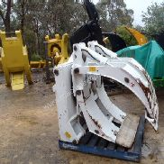 Used Cascade Forklift Attachments for sale - ROTATING AND TILTING PAPER CLAMP