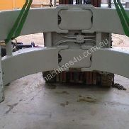 Used Cascade Forklift Attachments for sale - Paper Roll Rotating Fork Clamps