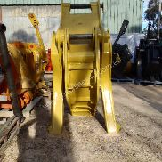 Used Loader Attachments for sale - Log Grab GO52 Suit 20-30 Tonner