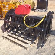 New Loader Attachments for sale - Grapple Bucket GB8