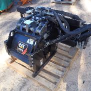 Used Caterpillar Skid Steer Attachments for sale - Skidsteer Profiler / Cold Planer
