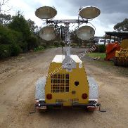 Used Allmand Light Tower for sale - Allmand Bros ALD4050D