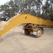 Used Caterpillar Excavator Attachments for sale - Long Reach Boom Suit Cat 320