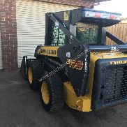 New Holland Kompakt zum Verkauf Steer - 2011 NEW HOLLAND SKIDSTEER