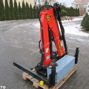 Used Palfinger Crane for sale - Crane